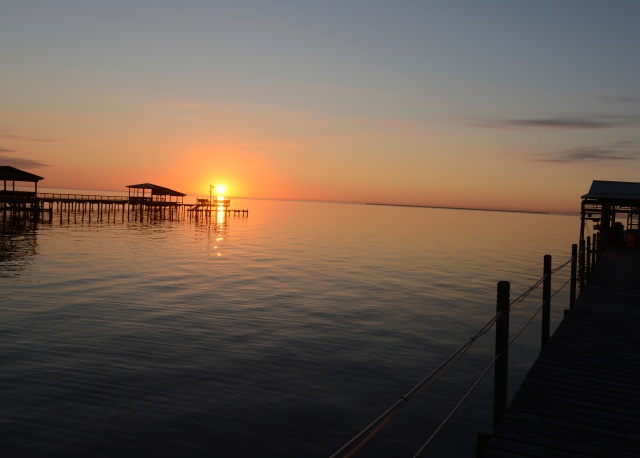 For starters, Fairhope is all about great sunsets.