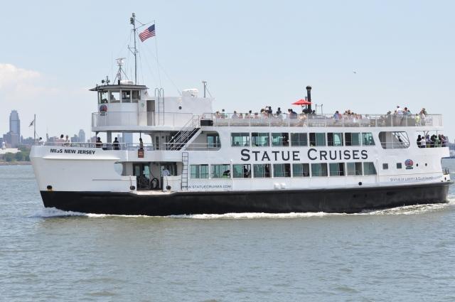 Cruise ships,