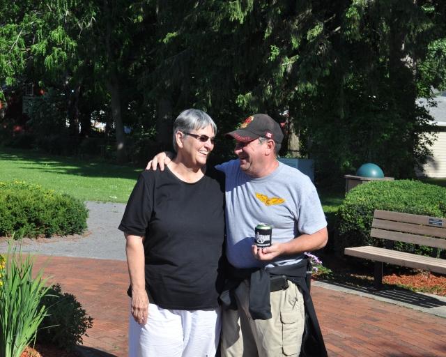 Linda and Ralph