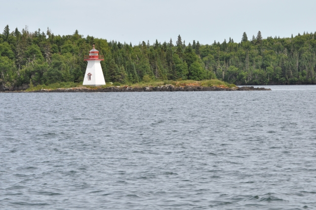 Small islet east of The Sleeping Giant